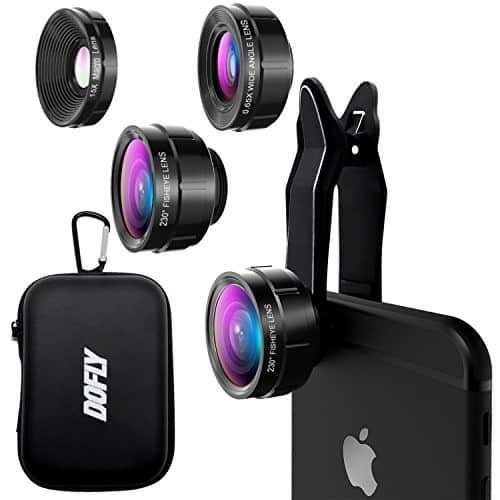 لنزهای دوربین موبایل 5