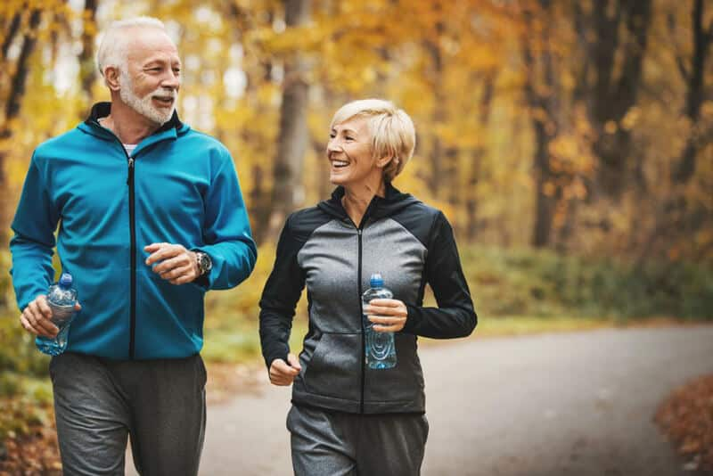 پیادهروی و ورزش درمان فشار خون بالا