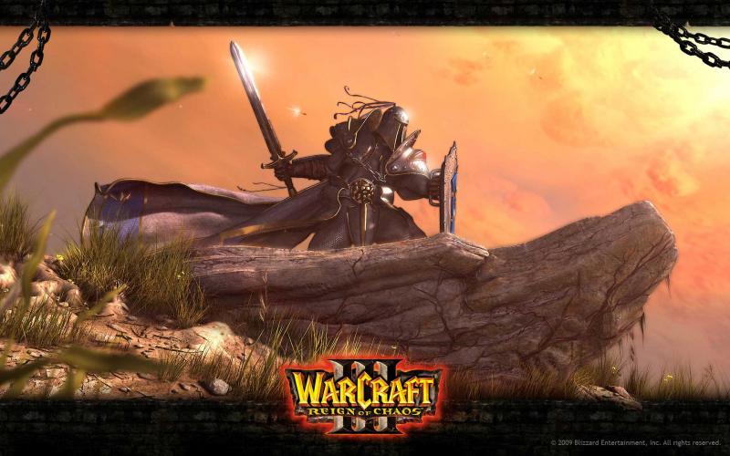 کات سین بازی warcraft 3