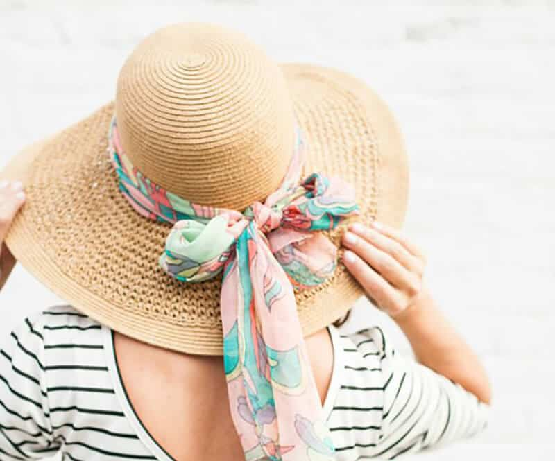 اسکارف سر -دستمال گردن دخترانه
