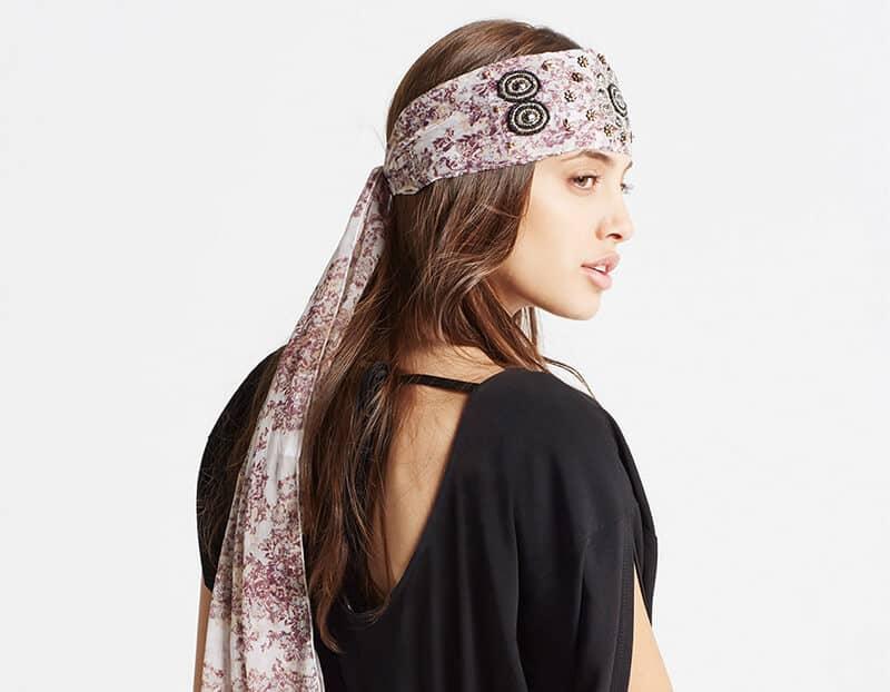 اسکارف سر - اسکارف سر و گردن
