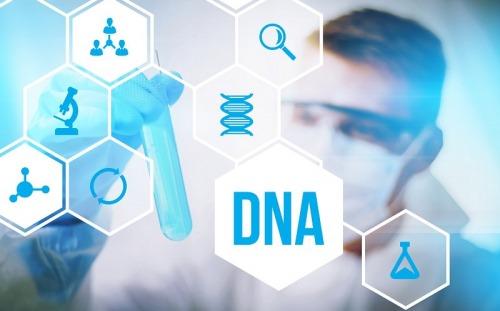 آزمایش دی ان ای (DNA) در پزشکی قانونی