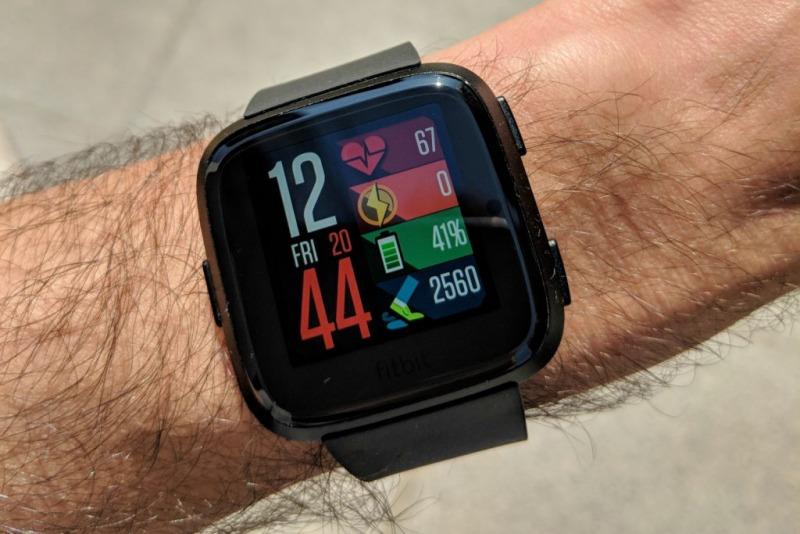 معرفی Fitbit Versa 7