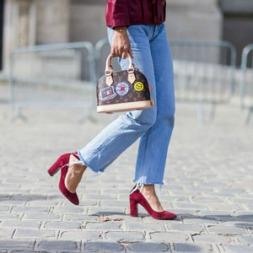 چه کفشی با چه مدل شلوار جین ست می شود؟ [طبق کالکشن ۲۰۱۹]