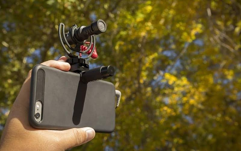 میکروفون برای دوربین