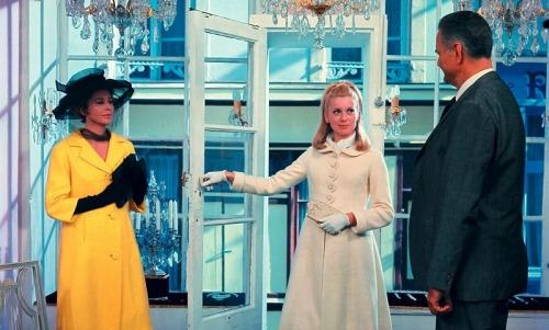 فیلم موزیکال چترهای شربورگ