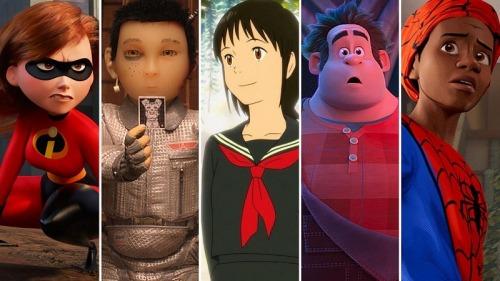 5 انیمیشن نامزد جایزه اسکار در سال 2019