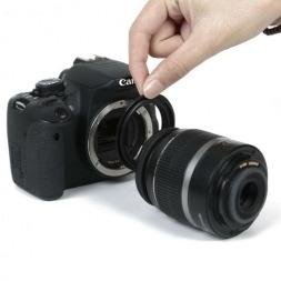 چگونه یک لنز دوربین عکاسی حرفه ای با حداقل هزینه داشته باشیم ؟
