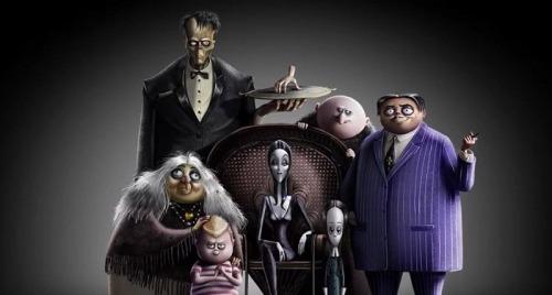 خانواده آدامز از بهترین انیمیشن های سال 2019