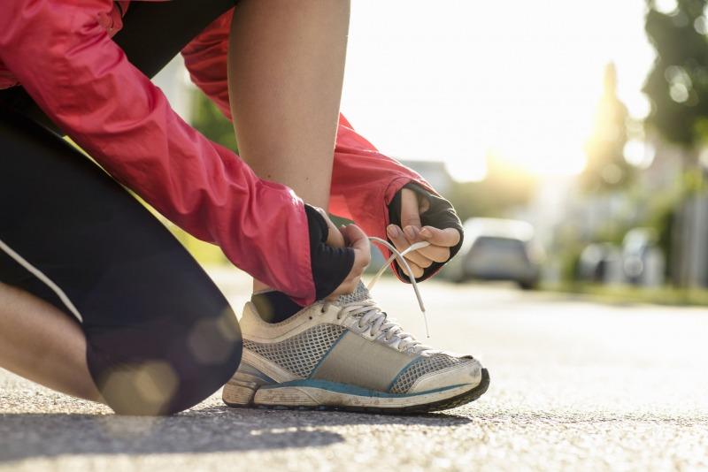 انتخاب کفش ورزشی مناسب