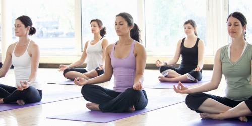 مدیتیشن و یوگا-برای پیشگیری از سرطان سینه
