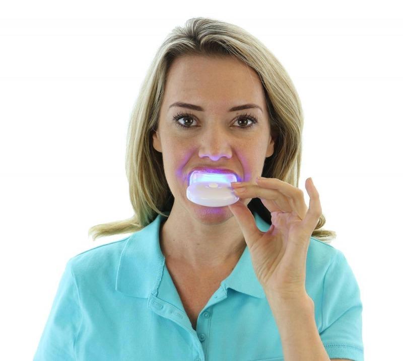 سفید کردن دندان با کیت