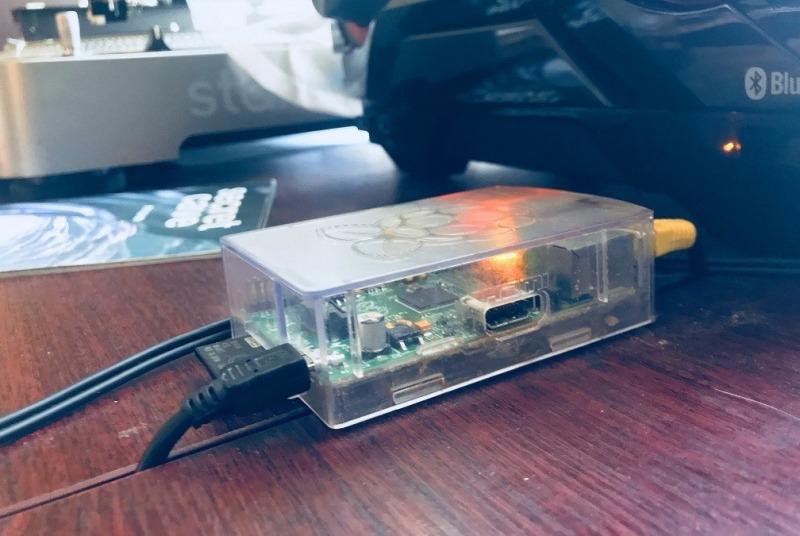 گسترش ربات تلگرام با Raspberry Pi