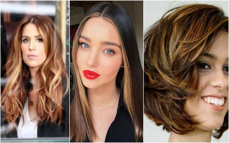 رنگ مو - رنگ موی سال ۲۰۱۹