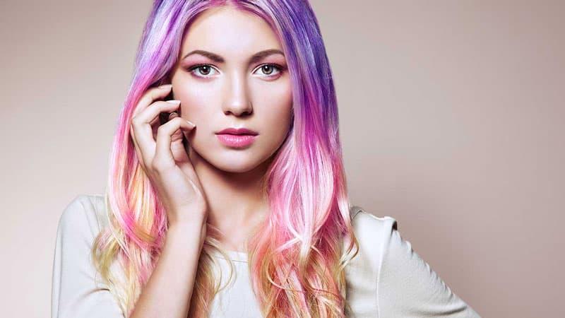 رنگ مو - رنگ مو ترکیبی