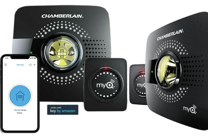 MYQ-G0301 در خانه هوشمند