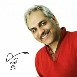 مهران مدیری پدیده بی تکرار | از تولد و طوطی طلایی تا تندیس حافظ