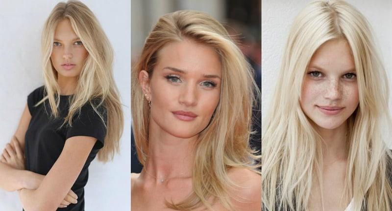 رنگ مو - رنگ موی ترکیبی