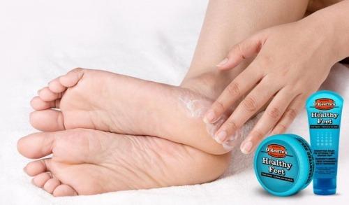 انوان کرم ترمیمکننده برای رفع ترک کف پا