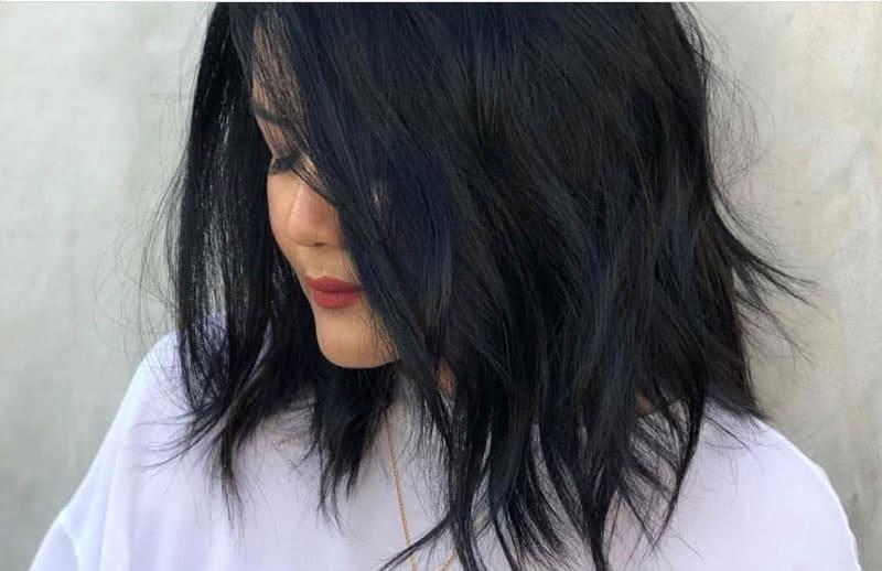 رنگ مو - ترکیب رنگی