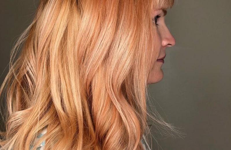رنگ مو - رنگ موی تلفیقی