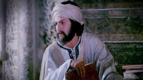 امین تارخ در نقش ابوعلی سینا