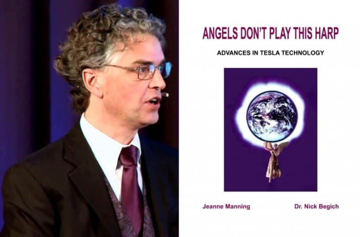 کتاب این چنگ را فرشتهها نمینوازند اثر نیک بگیچ