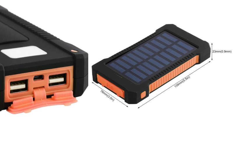 Solar Chargers 30,000mAh