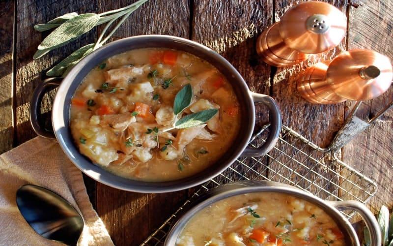 انواع سوپ