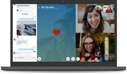اسکایپ و تماس ویدیویی