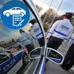 راهنمای تصویری استعلام خلافی خودرو و نمره منفی گواهینامه