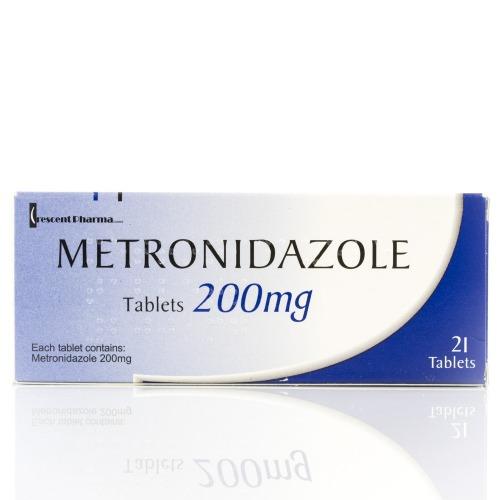 پرهیز از ماده ی غذایی یا نوشیدنی در هنگام مصرف مترونیدازول