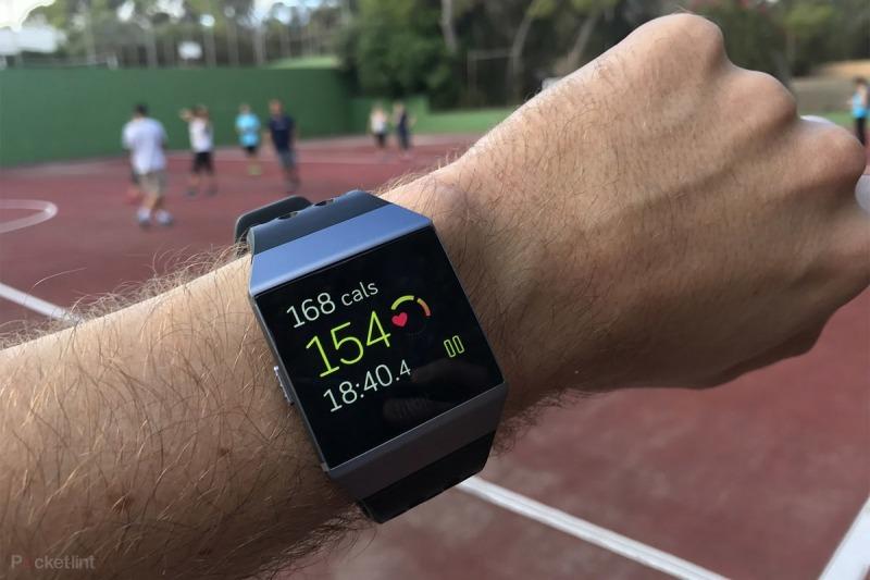 مچ بند هوشمند Fitbit یونیک