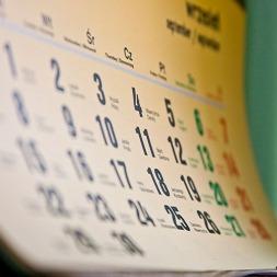 ترتیب ماه های میلادی ؛ تلفظ درستشان و تطبیقشان با ماه های شمسی