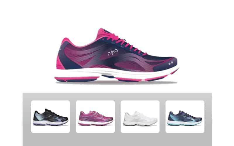 بام تهران - Ryka Women's Devotion Plus 2 Walking Shoe