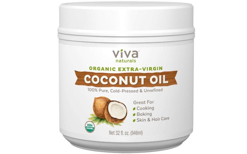 روغن نارگیل - Viva Naturals Organic Extra Virgin Coconut Oil