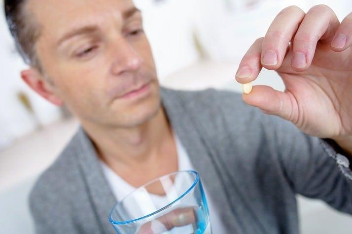 قرص ملین برای درمان یبوست