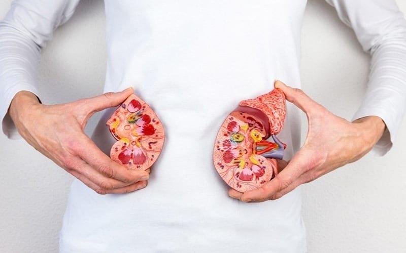 خارش بدن- خارش بدن و ناراحتی کلیه