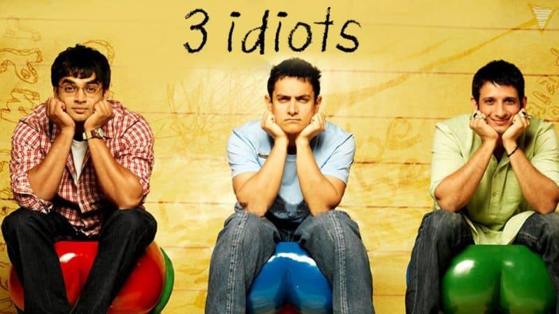 فیلم هندی سه احمق