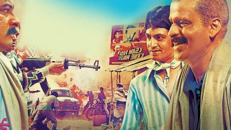 فیلم هندی گانگسترهای وصیپور