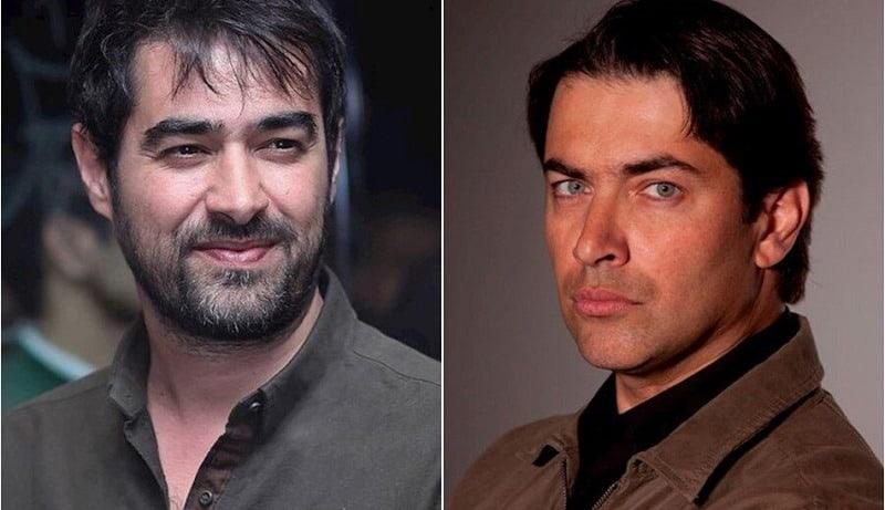 شهاب حسینی و پارسا پیروزفر در فیلم مست عشق