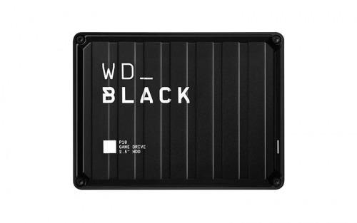 هارد وسترن دیجیتال اکسترنال مدل WD Black P10 Game Drive