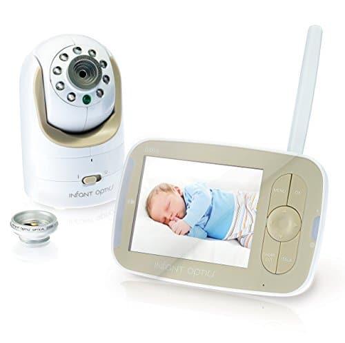 مانیتور نوزاد DXR-8 با لنزهای قابل تعویض اپتیک