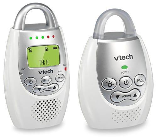 مانیتور کودک صوتی VTech DM221 برای جدا خوابیدن کودک