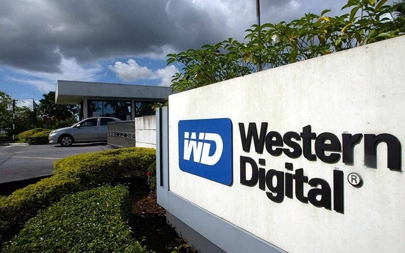 شرکت وسترن دیجیتال تولید کننده هارد وسترن دیجیتال