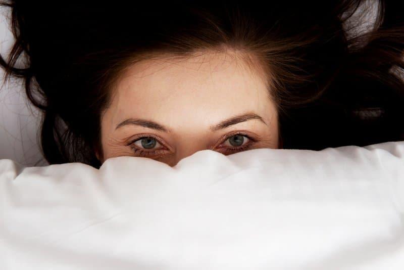 ترس از خوابیدن
