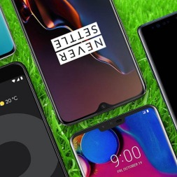 بهترین گوشی اندروید  ویدیو نقد و بررسی بهترین گوشی های اندروید سال ۲۰۲۰