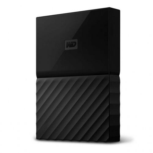 وسترن دیجیتال My Passport for Mac,USB-C/USB-A-WDBLPG0020BBK-WESE