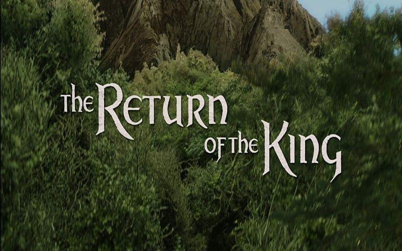 جایزه اسکار-ارباب حلقه ها: بازگشت پادشاه