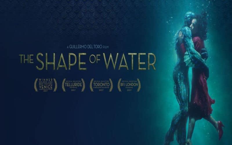 جایزه اسکار- شکل آب